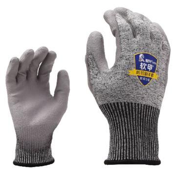 登升 5级防割手套,659