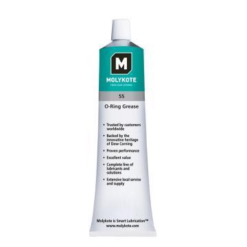 摩力克 润滑密封脂,MOLYKOTE 55 O-Ring,100G/罐
