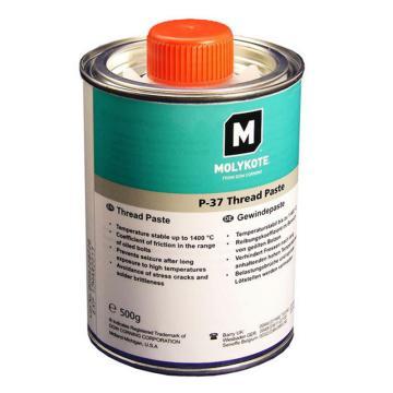 摩力克 螺纹油膏,MOLYKOTE P-37,500G/罐