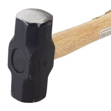 木柄八角锤,3lb,DL5203