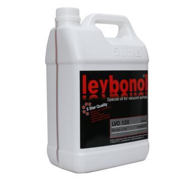 莱宝 真空泵油,LVO 120,5L/桶