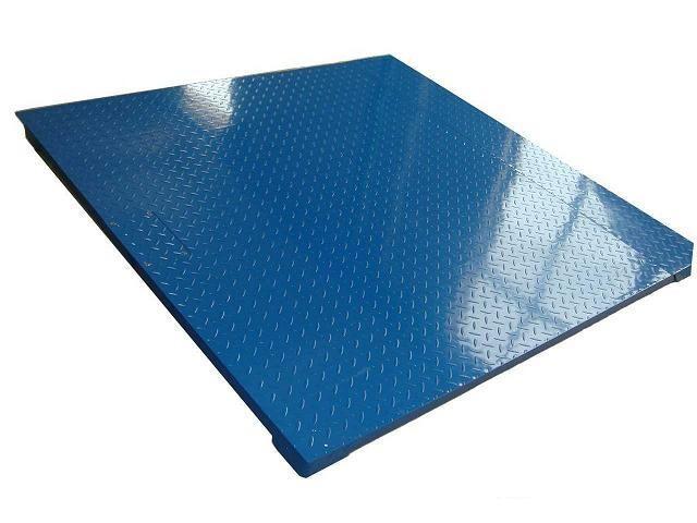 杰特沃 碳钢地磅(不带引坡)   台面尺寸(mm):1500*1500   承重(T):3T