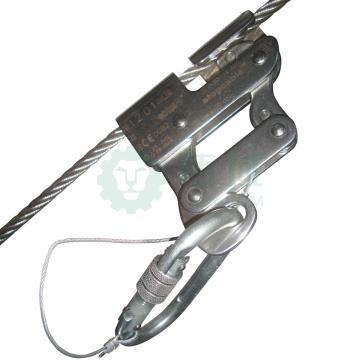 防坠器,用于直径为8mm的钢丝绳防坠落系统