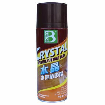 保赐利 水晶木地板喷蜡,450ML/瓶