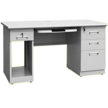 钢制写字桌,双边电脑桌 1400*700*740(售完为止)