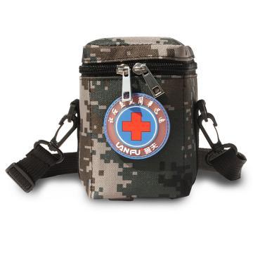 安全生产急救包 应急包 便携急救包 礼品急救包,迷彩色(28类60件)
