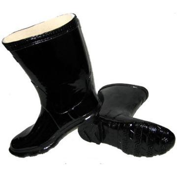 双钱2-008耐酸靴,尺码:37