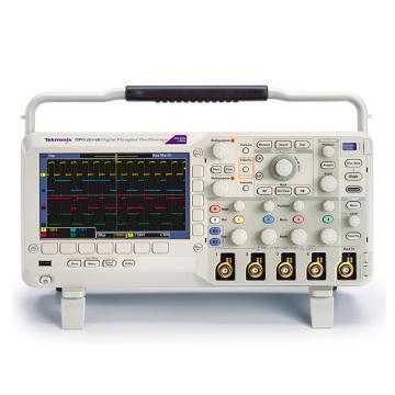 Tektronix/泰克 混合信号示波器DPO2014B,4通道,100MHz,1GS/s
