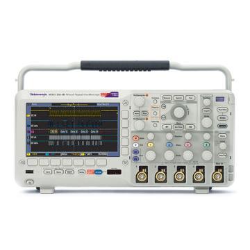 Tektronix/泰克 混合信号示波器MSO2014B,4通道,100MHz,1GS/s