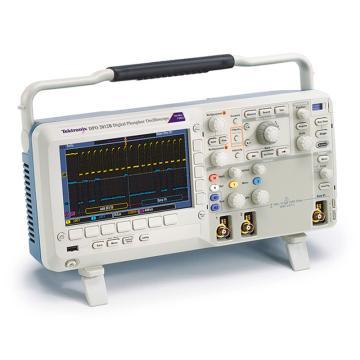 Tektronix/泰克 混合信号示波器DPO2012B,2通道,100MHz,1GS/s