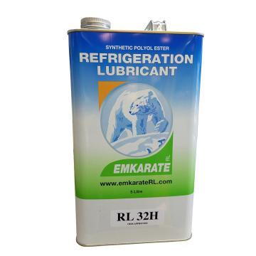 冰熊 冷冻油,RL 32H,5L/瓶,美国进口