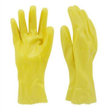 东亚028浸塑耐酸碱手套