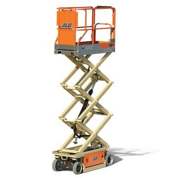 ES系列电动剪刀式升降平台, 平台高度 6.10m 363kg