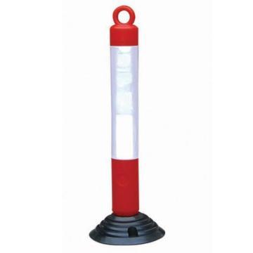 PVC警示柱:ф100X760mm