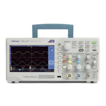 Tektronix/泰克 数字存储示波器TBS1102B,2通道,100MHz,2GS/s