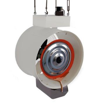 ASSTR 悬挂式喷雾风扇 AST-04,需连接自来水