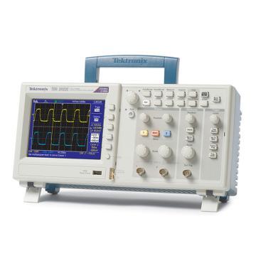Tektronix/泰克 数字存储示波器TDS2022C,2通道,200MHz,2GS/s
