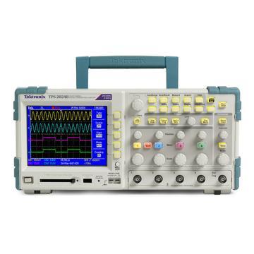 Tektronix/泰克 数字存储示波器,TPS2024B,4通道,200MHz,2GS/s