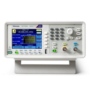 Tektronix/泰克 任意波形/函数发生器,AFG1062,2,60MHz,300MS/s