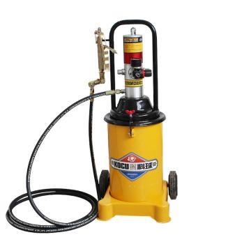 上海科球 GZ-8气动黄油机,含6米油管,油枪,9米气管及气管接头