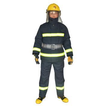 14款符合3C认证的消防员灭火防护服、战斗服(不含头盔、手套、腰带、战斗靴),M