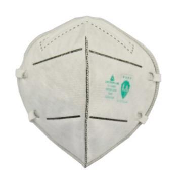 代尔塔 活性炭N95口罩,60片/盒,104011