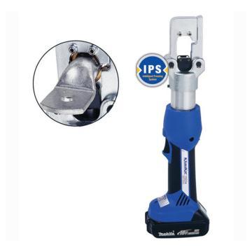 柯劳克充电式液压压线钳,50KN,压接能力6-240mm²,EK505L,带一电一充