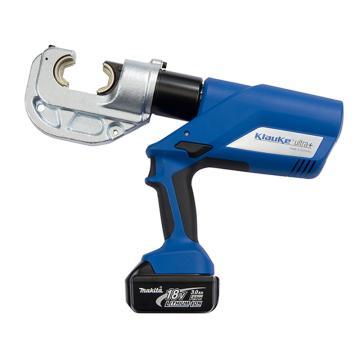 柯劳克充电式液压压线钳,120KN,压接能力16-400mm²,EK12042L,带一电一充