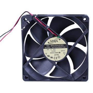 ADDA 散热风扇 AG12024XB257100,DC24V,120×120×25mm
