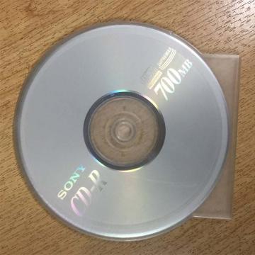 刻录光盘 索尼光盘带盒