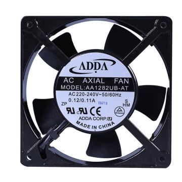 ADDA 散热风扇 AA1282UB-AT ,AC220V,120×120×38mm
