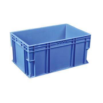 环球 周转箱,尺寸(mm):600X400X280,蓝色