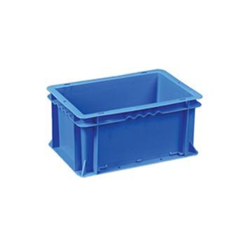 环球 周转箱,尺寸(mm):300*200*150,蓝色,不含箱盖