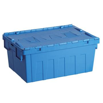 环球 斜插箱,尺寸(mm):600X400X260,蓝色