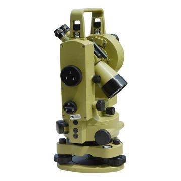 苏一光 J2-2光学经纬仪(主机),配木脚架