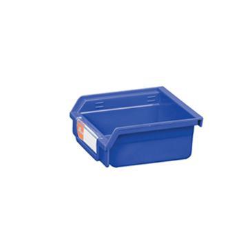 环球 背挂零件盒,110*105*52mm,全新料,蓝色,48个/箱,整箱起订
