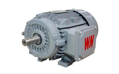 皖南电机三相异步电动机,YX3-112M-6 2.2KW B5立式