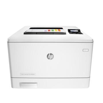 惠普(HP) 彩色激光打印机,A4 M452dn 单位:台(售完为止)