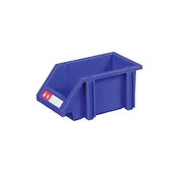 环球 组立式零件盒, 200*115*90mm,全新料,蓝色,80个/箱,整箱起订