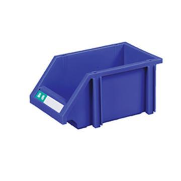 环球 组立式零件盒, 250*150*125mm,全新料,蓝色,50个/箱,整箱起订