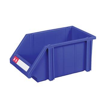 环球 组立式零件盒, 380*220*180mm,全新料,蓝色,12个/箱,整箱起订