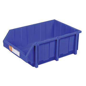环球 加强型组立零件盒,600*400*220mm,全新料,蓝色,8个/箱,整箱起订