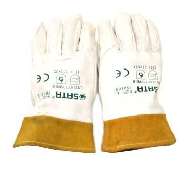 世达SATA 焊接手套,FS0109-L,氩弧焊接手套