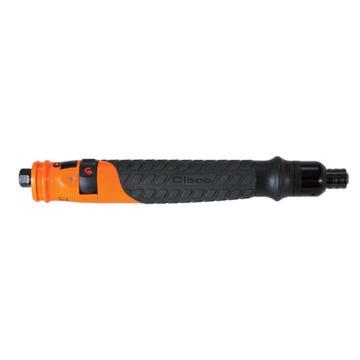 Cleco定扭直柄控制杆按压启动气动螺丝刀,扭矩范围1.1-5.1Nm,19SCA06Q