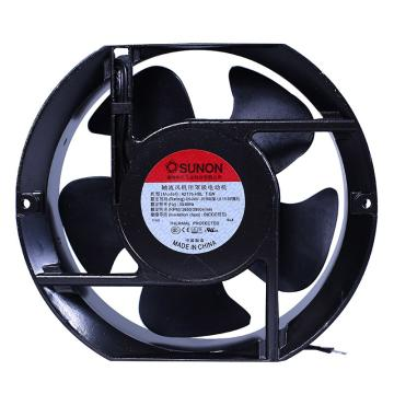 建准 圆形交流散热风扇(151×171×51mm),A2175-HBL T.GN