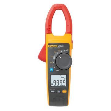福禄克/FLUKE 交直流钳形表,采用iFlex 真有效值,FLUKE-376 FC/CN
