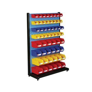环球 固定型单面物料整理架,960X375X1450mm,含56个零件盒,散件发货,安装费另询