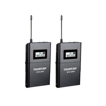 得胜(Takstar) 无线传声系统,导游同声传译电教可多接收搭配 WTG-500 单位:套