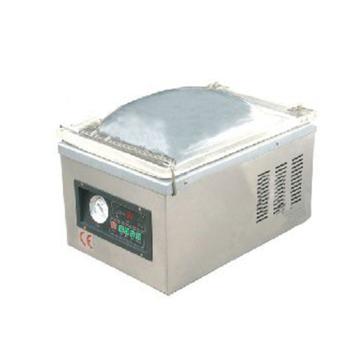 单室真空包装机,真空室尺寸 260×380×100mm 真空室最低绝对压强 ≥1Kpa