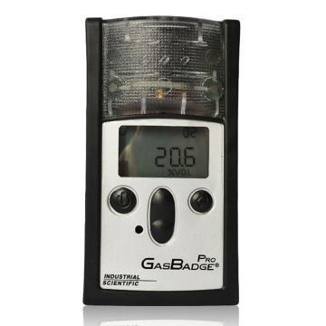 氧气检测仪,英思科 GasBadge Pro系列O2气检仪,0~30%Vol